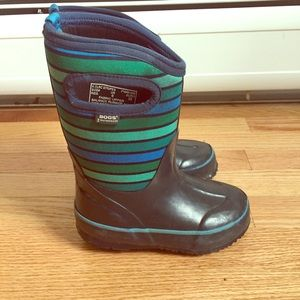 Bogs Other - Bogs - Striped (size 9)
