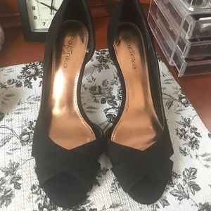 Paprika Shoes - Paprika black heels (worn once)