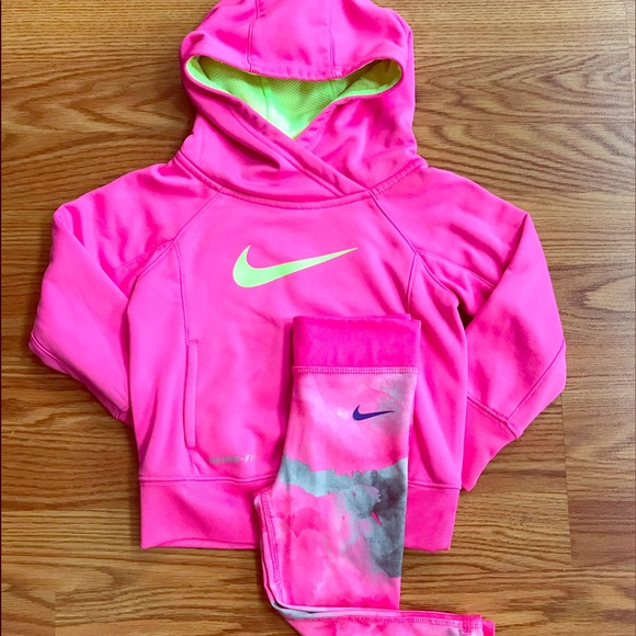 e125e0ad00 Nike Matching Sets | Toddler Girls Dri Fit Thermafit Outfit 2t ...