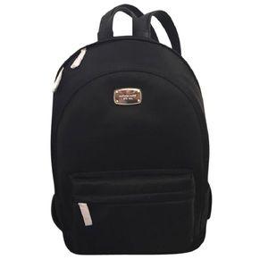 Michael Kors Handbags - MICHAEL KORS Jet Set Lg Black Back Pack