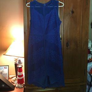 Adelyn Rae sleeveless hi/lo dress worn once