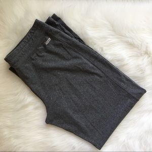 Danskin Now Pants - Gray Loose Fit Lightweight Athletic Lounge Pants
