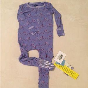 Kickee Pants Other - 🆕🆕🆕 Kickee Pants Footed Pajamas