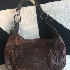 Ruehl No. 925 Handbags - Ruehl No.925 Leather Satchel Shoulder Bag.