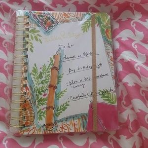   LILLY PULITZER TO DO PLANNER