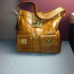 Kooba Handbags - NWT KOOBA PAT SHOULDER AG