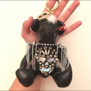 kelis for archstarshop Accessories - 🐻bear punk charm🐻