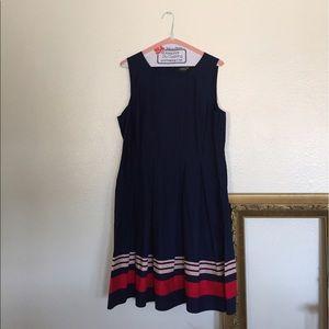 jason wu for target Dresses & Skirts - NWOT Nautical Navy Striped Day Dress