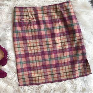 Pendleton Dresses & Skirts - Pendleton Vintage Plaid Wool Skirt (G)