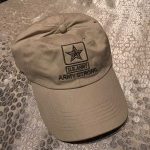 U.S. Army Hat  Army Strong.