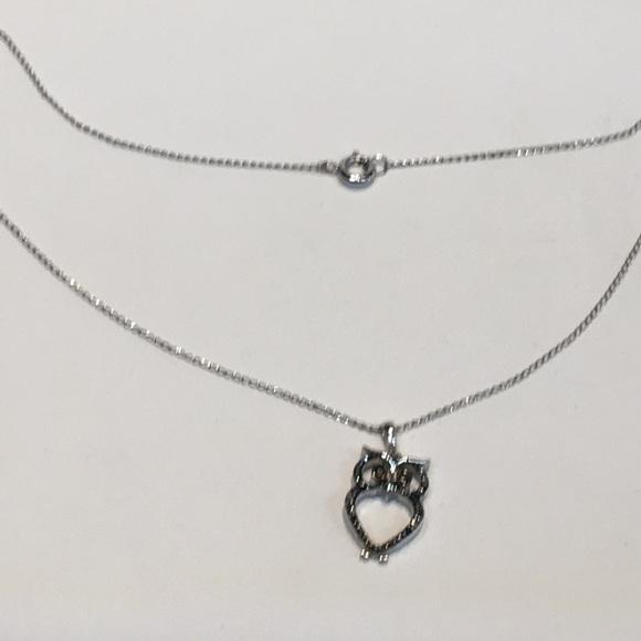 Kay Jewelers - Kay's open heart black & blue diamond owl ...