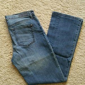 DKNY  Soho Boot Jeans size 6p