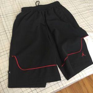 Jordan Other - Brand new mens air jordan shorts size large