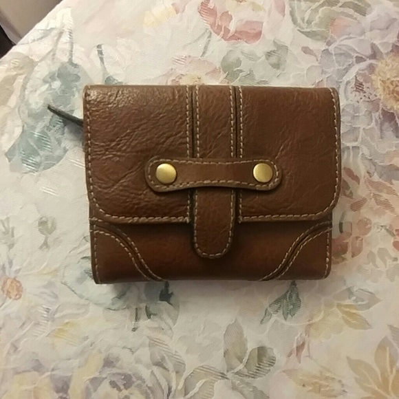 64cf74759 67% off Wilsons Leather Handbags - NWT Wilson's Leather brown leather