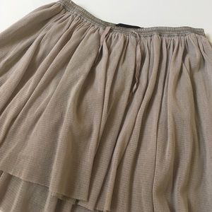 Zadig & Voltaire Other - Zadig & Voltaire Tulle Skirt Size 8/10