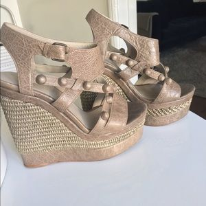 Shoes - Arena espadrilles wedges