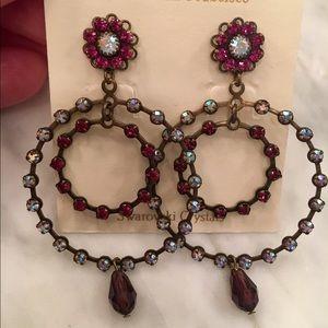 Liz Palacios Jewelry - SALE 💥Liz Palacios Swarovski crystal earrings