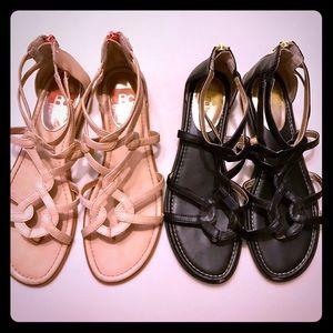 Bundle of UO Gladiator Sandals!