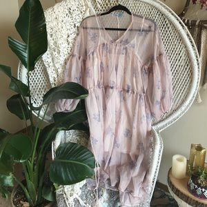 Dresses & Skirts - Lavender romantic dress