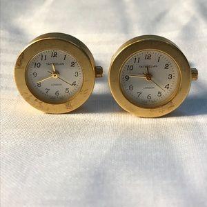 Tateossian Other - Clock Cufflinks