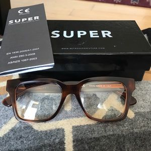 RetroSuperFuture Accessories - NEW Retro Super Future Brand Glasses