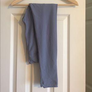 LuLaRoe Pants - LuLaRoe OS leggings--cornflower color