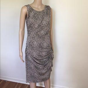 Betsey Johnson Dresses & Skirts - Betsey Johnson animal print dress