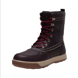 TIMBERLAND MEN'S TENMILE WP BOOTS DARK BROWN