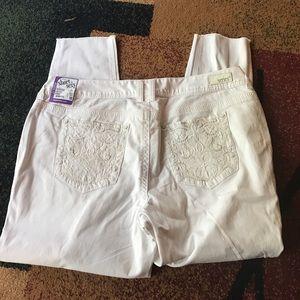 Ariya Denim - Short& Sexy Series 31 jeans Selena plus size 18