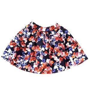 Express Dresses & Skirts - Express Floral Full Skirt