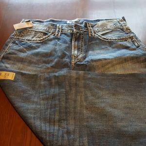 Silver Jeans Other - Silver  ZAC Jeans Men 36 x 30 wide leg