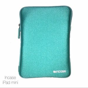 Incase Turquoise Teal Mint Neoprene IPad Mini Case