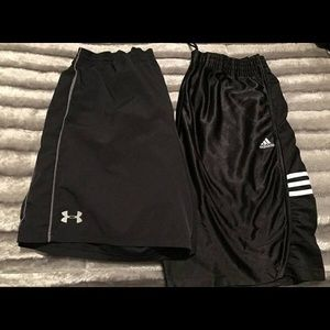 Under Armour Other - Two Mens Under Armour Shorts #297 298