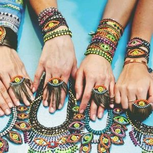 DANNIJO Jewelry - Dannijo evil eye bracelet