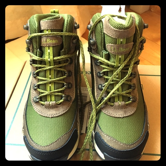Ll Bean New Hiking Shoes