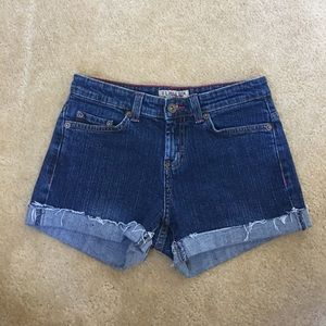 U.S. Polo Assn. Pants - Vintage Polo High Waisted Short