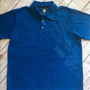 Quiksilver Other - Quicksilver - Short Sleeved Polo