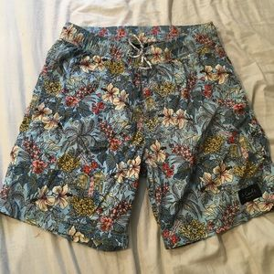 Barney Cools Other - Barney Cools Floral Shorts