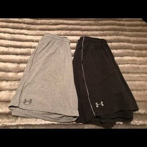 Under Armour Other - Two Mens Under Armour Shorts #299 300