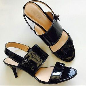 Coach Shoes - Gorgeous Patent Leather Coach Heels