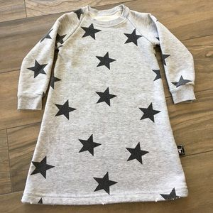 nununu Other - nununu baby soaring stars sweatshirt dress