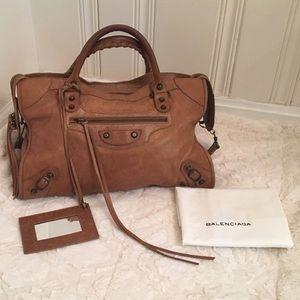 Balenciaga Handbags - ‼️WEEKEND SALE‼️Auth Balenciaga Classic City Moto