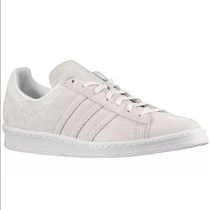 Adidas Men's Campus 80's Casual Shoes Off White