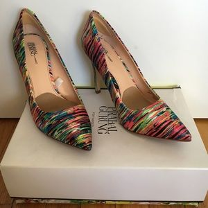Prabal Gurung for Target Multicolored Print Pumps