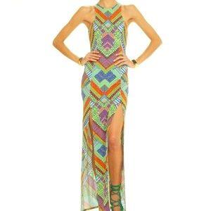 Mara Hoffman Dresses & Skirts - 👆🏼HARD TO FIND Mara Hoffman Kasuri Dress