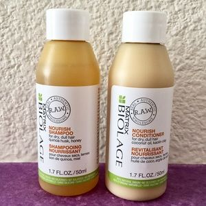Matrix Other - Matrix Biolage Nourish Shampoo and Conditioner