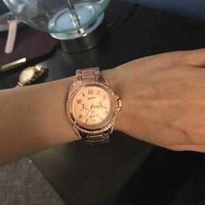 XOXO Accessories - Rose gold xoxo watch nwot