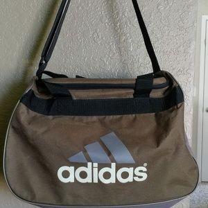 Adidas Other - Adidas Army Green Duffle Bag