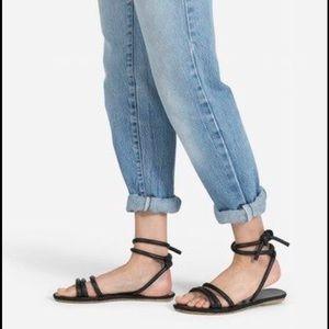 Everlane Shoes - Everlane Leather Sandals