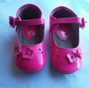 Bella Marie Mary Jane Toddler Flats